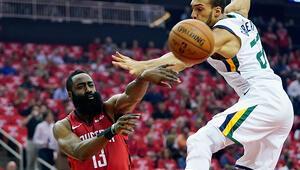 Houston Rockets seriyi evinde bitirdi