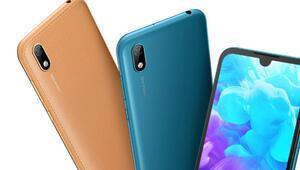 Huawei Y5 2019 satışa çıkıyor Özellikleri belli oldu