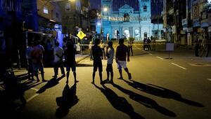 Son dakika... Sri Lankada yeni patlama Ülke alarma geçti