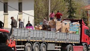 Ilgazda 6 ayda 13 ton atık toplandı
