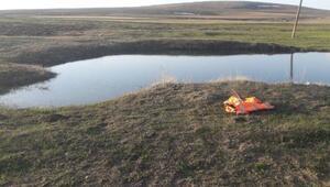 Hayvanlarını otlatmak için evden çıkan kişinin gölette cansız bedeni bulundu
