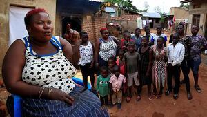 44üncü çocuğunu doğurdu Kocası isyan etti