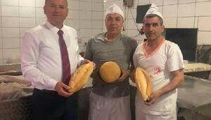 Kaynarca'da 250 gram ekmek 1 TLden satılıyor