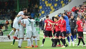 Gençlerbirliği ve Denizlispor, Süper Ligi garantileyebilir İşte ihtimaller...