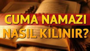 Cuma namazı nasıl kılınır Diyanet namaz duaları ve detaylı bilgiler