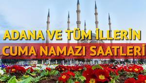 Adanada Cuma namazı saat kaçta İllerin Cuma namazı saatleri