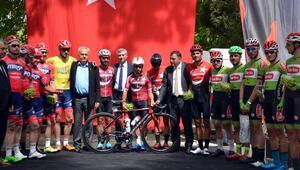 Tour Of Mersinin en uzun etabı start aldı