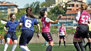 Kadınlara özel ilk ve tek  futbol turnuvası başlıyor