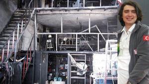 Feci patlama... Fabrika sahibi de hayatını kaybetti