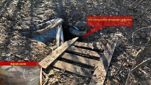 Licede 5 PKKlının ölü ele geçirildiği operasyonda 21 sığınak bulundu