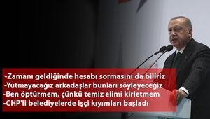 Son dakika Cumhurbaşkanı Erdoğandan önemli açıklamalar
