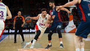 Euroleague Play-Off serisi dördüncü maçlarının MVPsi De Colo