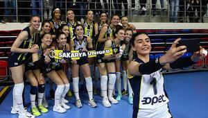 Fenerbahçe ligi üçüncü tamamladı