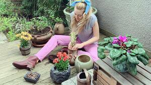 Bahçe düzenlemesine 10 bin lira harcadı