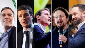 İspanyollar 4 yılda üçüncü kez sandık başında