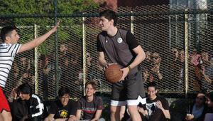 Cedi Osman: Amaç, sokak basketbolunu canlandırmak