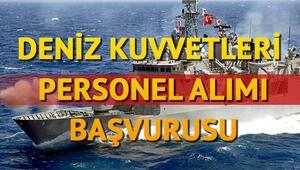 Deniz Kuvvetleri Komutanlığı sözleşmeli er istihdam edecek Başvuru şartları neler