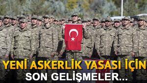 Bakan Akar açıkladı: Yeni askerlik sistemi ne zaman yürürlüğe girecek