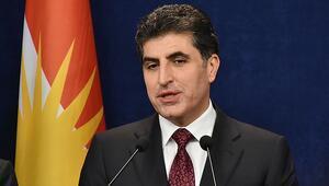 Barzaniden sorunların anayasa çerçevesinde çözülmesi açıklaması