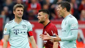 Bayern Münihe Nürnberg çelmesi