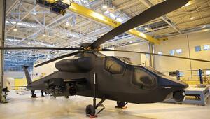 İşte Türkiyenin yeni taarruz helikopteri