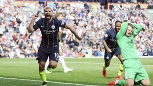Burnley 0-1 Manchester City (MAÇ ÖZET)