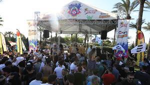 Hürriyet Kampüs ile Myfest Gençlik Festivalinde partiledik