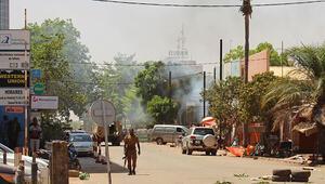 Burkina Fasoda kiliseye silahlı saldırı