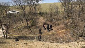 Konyada vahşet Cesedi arazide bulunan kadın, el ve ayakları bağlı olarak gömülmüş