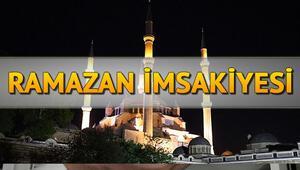 Adana iftar ve sahur saatleri | 2019 Adana Ramazan imsakiyesi