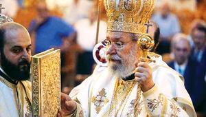 Kıbrıslı Rum başpiskopostan skandal ifadeler