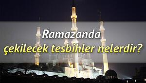 Ramazanda tesbihat nasıl yapılmalıdır