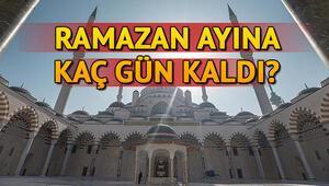 Ramazan ayına kaç gün kaldı İlk oruç ne zaman tutulacak
