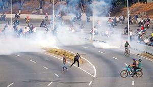 Maduro'ya darbe girişimi... ABD'den Venezuelalı isyancılara tam destek