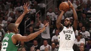 Bucks, Celtics serisine dengeyi getirdi