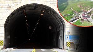 Avrupa'nın en uzunu olacak Zigana Tüneli'nin yüzde 60ı tamamlandı