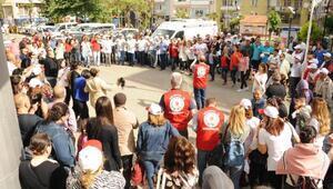 Balçova'da 1 Mayıs kutlaması