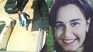 İlkay öğretmeni öldüren kiralık katilin cinayet sonrası görüntüleri ortaya çıktı