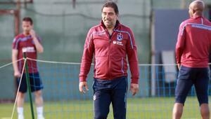 Trabzonspor, Kayserispor hazırlıklarını sürdürdü