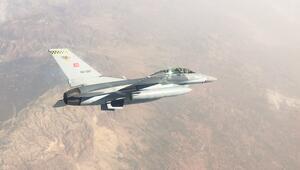 Son dakika Kuzey Iraka hava harekatı