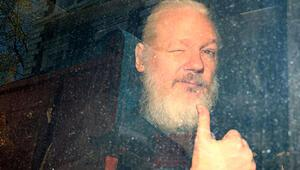 Son dakika... Julian Assangeın cezası belli oldu
