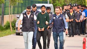 Adanada 24 PKK şüphelisi adliyede
