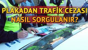 Online trafik cezası sorgulama işlemi nasıl yapılır | E -Devlet ve EGM üzerinden plakadan ceza öğrenme