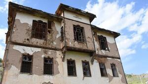 Tarihi Ahmet Ağa Konağı, restore edilecek