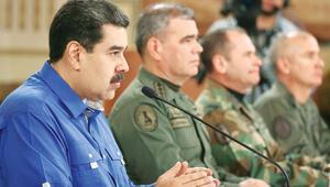 Nicolas Maduro: Kontrolü sağladık