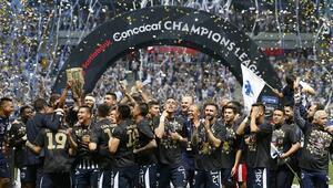 Monterrey, CONCACAF Şampiyonlar Liginde zafere ulaştı