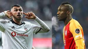 Diagne mi, Burak Yılmaz mı Derbide gözler golcülerde...