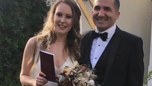 Şeyma Korkmaz ve Cüneyt Mete evlendi - İşte düğün fotoğrafları