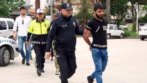 Yayladağında bıçaklı kavgaya 3 tutuklama