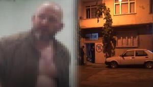 Alkollü baba çocuklarını görmeye gitti Mahalle sokağa döküldü